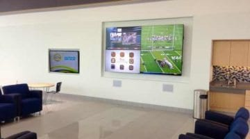 Mayse Automotive Video Wall