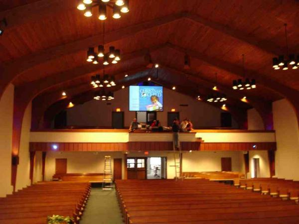 South Haven Baptist Church Southwest Audio Visual