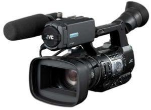 JVC GY-HM600