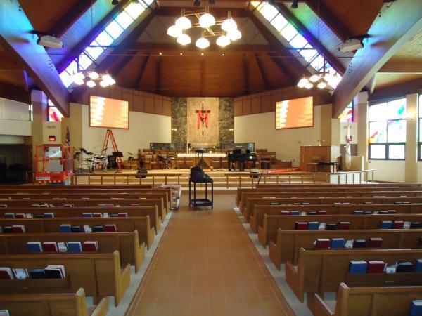 Schweitzer United Methodist Church Southwest Audio Visual