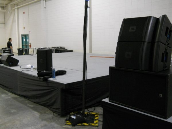 Stages And Portable Risers Southwest Audio Visual