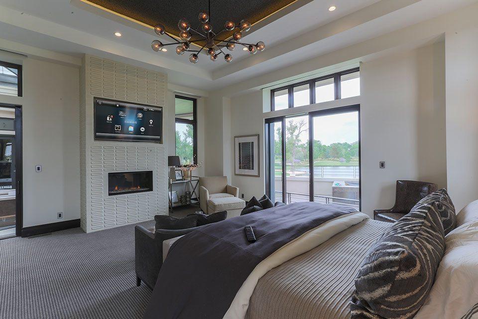 Control4 - Master Bedroom