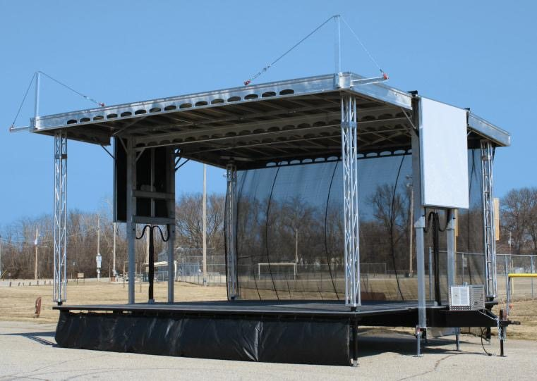 Apex 2420 Mobile Stage
