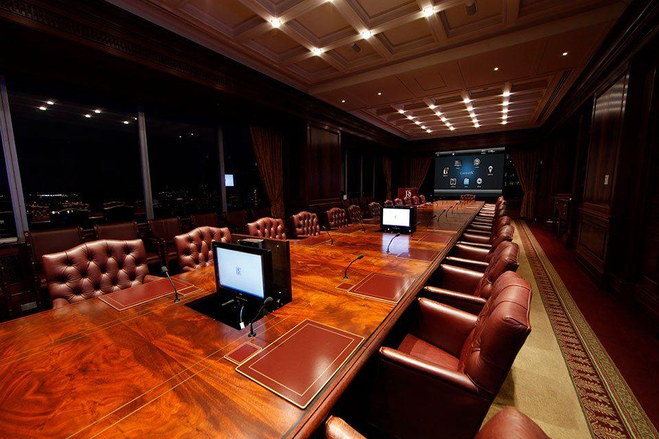 Control4 Board Room