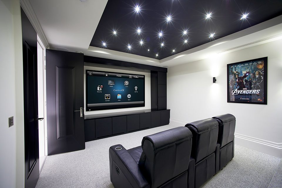 Control4 - Home Theater