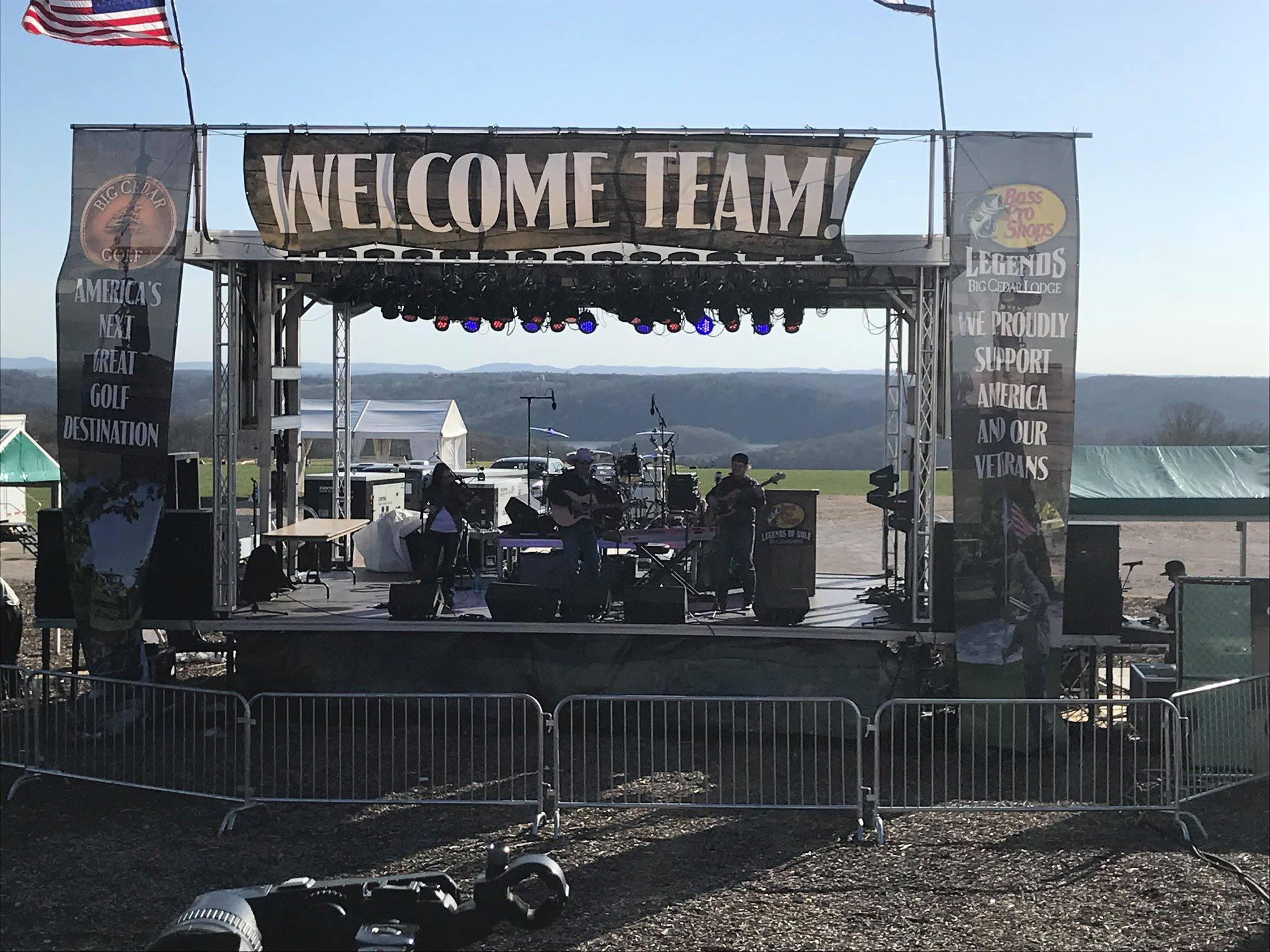 Apex 2420 Mobile Stage Southwest Audio Visual